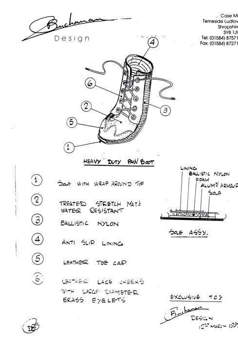 dog-boot